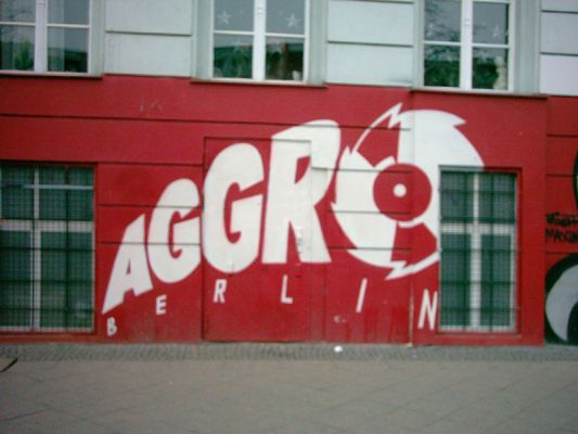Aggro Berlin 2005 Büro Schöneberg